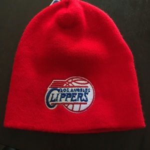 Accessories - LA Clippers Beanie